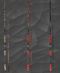 Black Fish Rod Lure Rod pictures & photos