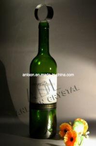Blank Crystal Wine Bottle Stopper