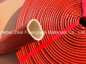 Fiberglass Silicone Insulation Sleeving pictures & photos
