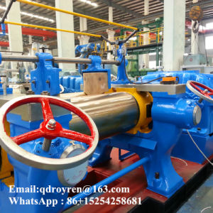 Qishengyuan Made Ce Certification Xkj-450 Rubber Refining Mill, Rubber Refiner Machine pictures & photos