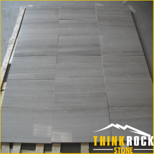 Wooden Grey Marble (Flooring, Wall Tile, Slab)