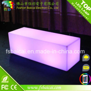 LED Long Square Bench pictures & photos