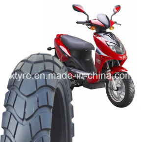ISO9001: 2008 Manufacturer Scooter Tyre (120/70-12TL, 130/70-12 TL, 110/90-13 TL 130/60-13 TL, 130/90-13 TL) pictures & photos