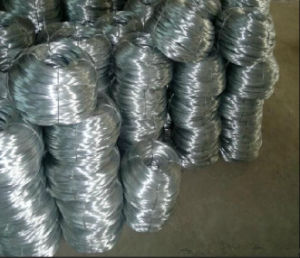 Soft Galvanized Binding Wire/20gauge Galvanized Wire to Jebei Ali pictures & photos