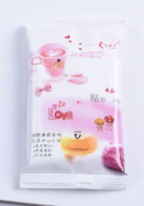 Mini 10 PCS Moisturizing Vitamin C Wet Towel Cleaning Wipes pictures & photos