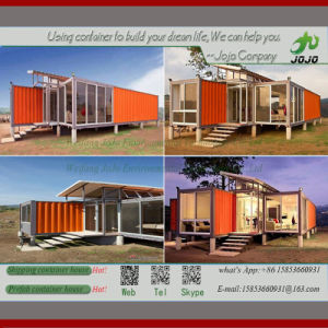 Shipping Container Home for Sale/Modular Container Home/Chinese Home Container/Container House/Office/Store/Hotel/Shop/Toilet pictures & photos