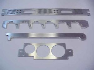 Stainless Steel Aluminum Metal Laser Cutting Service pictures & photos
