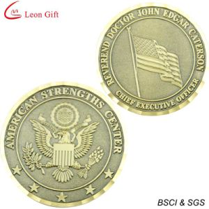 Wholesale Custom USA Military Bronze Coin pictures & photos