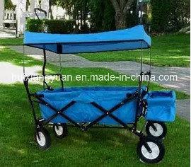 Garden Folding Tool Cart Tc1836