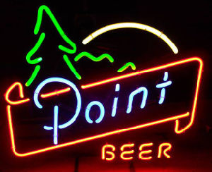 Point Beer Neon Sign (SDL-148)