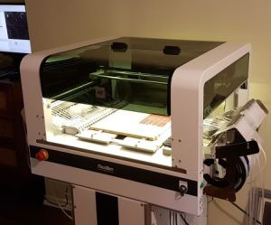 Vision SMT Pick& Place Machine Neoden4 with 4 Heads, 0201, 0402, BGA, Qfn pictures & photos