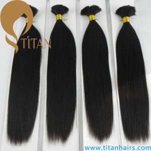 Indian Virgin Human Hair Bulk Raw Hair Bulk pictures & photos