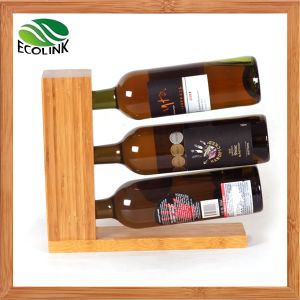 Bamboo Wine Bottle Holder pictures & photos