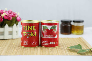 Aseptic Tomato Ketchup, Organic Canned Tomato Sauce, 2016 New Crop Tomato Paste pictures & photos