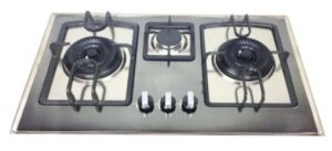 2015 Ceramic Glass Cheap Gas Stove for Sale