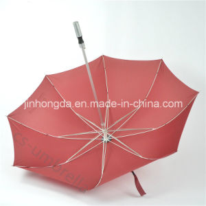 "Red 27"" Golf Promotion Advertising Custom Logo Umbrella (YSS0120) pictures & photos"
