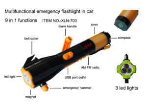 Vehicle Emergency Safety Hammer Xln (XLN-703)