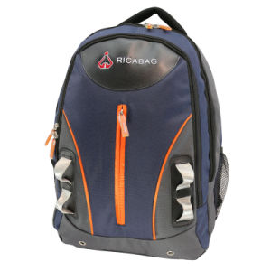 Simple Sports School Laptop Bag Backpack pictures & photos