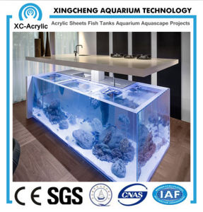Organic Glass Fish Tank pictures & photos