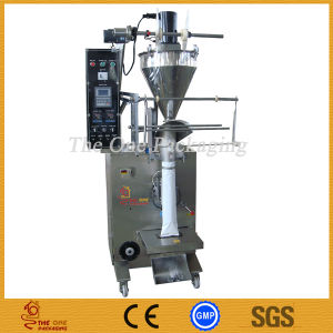Shanghai Port Vertical Powder Packing Machine/Factory Price Sachet Filling Machine pictures & photos