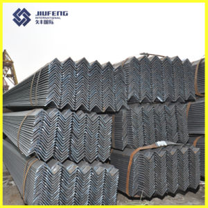 Construction Material Mild Steel Equal Angle Steel Bar pictures & photos