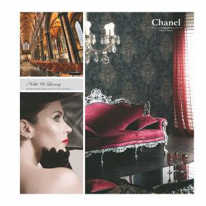 Modern Design Living Room Decoration Wallpaper pictures & photos