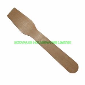 Wooden Chocolate Spoon (WDC-95C/SPOON)