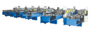 High Speed Track Cutting Keel Roll Forming Machine pictures & photos