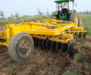 Agricultural Machinery and Equipment Disc Harrow Plough pictures & photos
