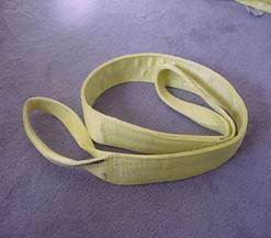 Synthetic Webbing Sling Strap Double Ply Eye and Eye Type pictures & photos