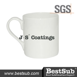 Js Coatings Sublimation Mugs 8oz Bone China Mug BGZ pictures & photos