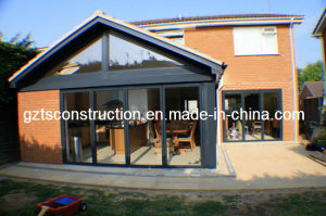 Aluminium Folding Sliding Doors Comply with Australian Standards AS/NZS2208 pictures & photos