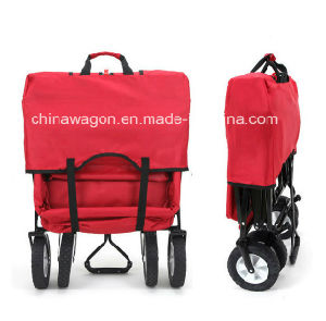 Outdoor Multi-Function Folding Bike Cart Beach pictures & photos