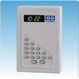 TCP/IP Access Controller with Keypad External Two Readers Proximity Card Reader for Access Control