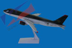 Plastic Plane Model (A320) pictures & photos