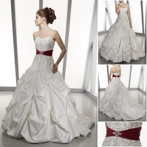 Unique Wedding Dress, Saucy Bridal Gown (UK2217)