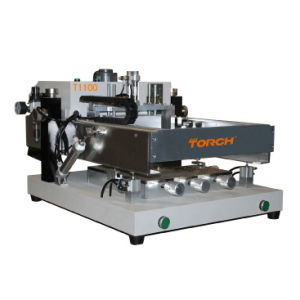 Semi-Automatic Stencil Printer T1100/Screen Printing Machine (T1100) pictures & photos