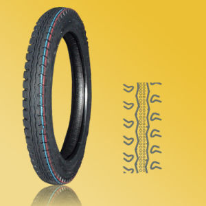 Motorcycle Tyre Motorcycle Tire Double Line Motor Pattern pictures & photos