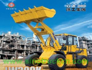 Wheel Loader (LW500F)