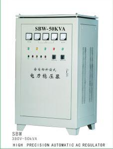 Sbw 380v-50KVA Power Voltage Regulator / Automatic AC Regulator pictures & photos