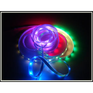 5V DMX512 5050 LED Chasing Strip pictures & photos