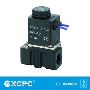 Plastic Solenoid Control Valves (2P series) pictures & photos