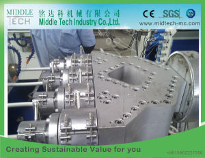 Plastic PVC Agriculture Irrigation Drip Pipe/Tube Making Machinery pictures & photos