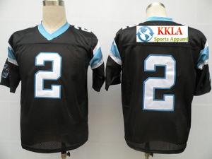 Black Football Jersey