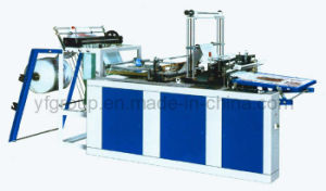 Film Sealing and Cutting Machine for PP Film Bag (YF-DZ600A) pictures & photos