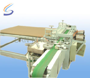 China Honeycomb Paper Connecting Machine pictures & photos