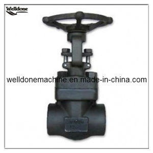 Forged Steel Globe Valve-1