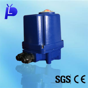 Electric Actuator for Control Valve (Q1)
