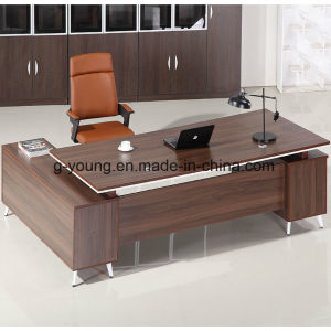 Modern Executive Melamine Desk Manager Table for Office Furniture pictures & photos