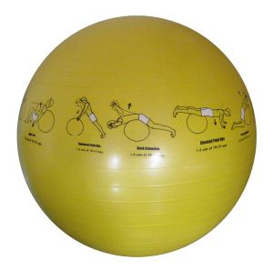 Full Printing Gym Ball (UYB-023)